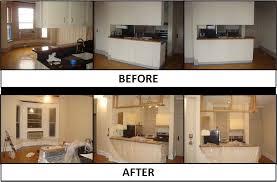 Kitchen Cabinet Bulkhead Uncategorized Regan U0027s Condo