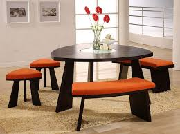 triangle dining table pub style dining room table by kitchen