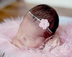crochet headband for baby baby crochet headband newborn baby girl baby grace