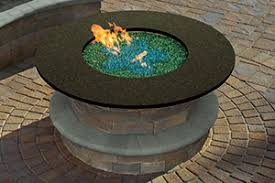 Fire Pit Gas Ring by Cambridge Pavingstones Fire Tables U0026 Fire Pit Kits