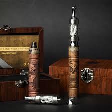 new arrival e cigarette variable voltage e fire wooden mod e fire