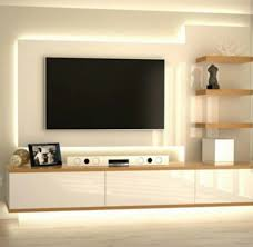 Tv Units Tv Unit Designs For Living Room Best 25 Tv Wall Design Ideas On