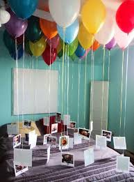 anniversary gift ideas for anniversary gift idea balloon photo chandelier paper