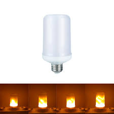 light bulbs that flicker like candles led flame ls decorative light bulb genius products