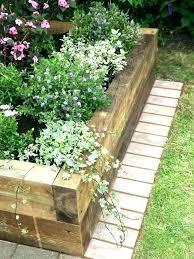 Garden Path Edging Ideas Rock Borders For Landscape Mreza Club