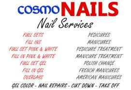 cosmo nails in millbrook al relylocal
