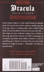 dracula signet classics bram stoker leonard wolf jeffrey