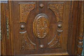 carved cabinet door panels antique carved oak court cabinet with multiple raised panel doors
