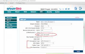 resetting wifi password how to change wifi name ssid and wifi password on prepaid smart