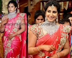 bridal jewellery images nara brahmani heavy bridal jewelry jewellery designs