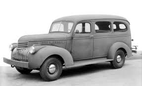 first chevy ever made suburban chevrolet 1941 chevrolet wow how times have changed