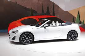 toyota subaru scion scion fr s convertible used to convince toyota dealers not to drop
