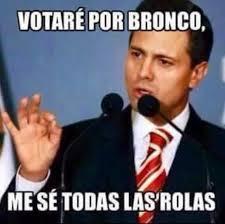 Memes De Los Broncos - y llegaron los memes electorales inundan redes sociales posta
