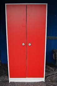 Wardrobe  Door Bedroom Furniture Kids Childrens Storage With - Edinburgh bedroom furniture