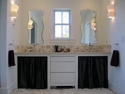 backsplash ideas for bathrooms master bath vanity with marble backsplash eclectic bathroom