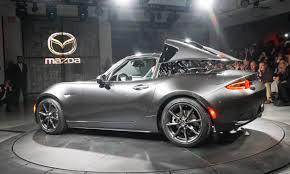 mazda new cars 2016 2016 new york auto show 2017 mazda mx 5 rf autonxt