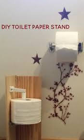 diy toilet paper holder for the non diyer