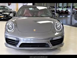 grey porsche 911 turbo 2017 porsche 911 turbo for sale in fort myers fl stock 178393