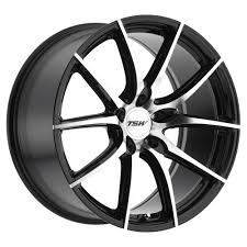 Black Rims For Mustang Wheels Tsw Alloy Wheels