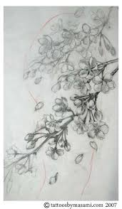 45 best cherry blossom sketches images on pinterest cherry