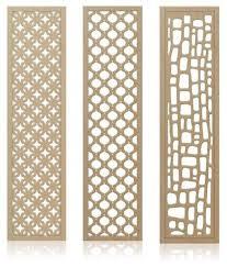 Decorative Room Divider by Breaking News Crestview Doors Introduces 6 Decorative Midcentury