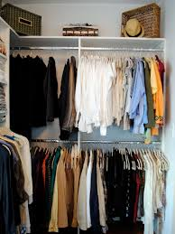 Organizing A Closet by Wire Closet Shelving And Organization Systems Hgtv