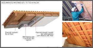 pannelli per isolamento termico soffitto diamo vita al sottotetto parte3