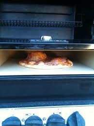 our pizza oven u2013 re a l i t y