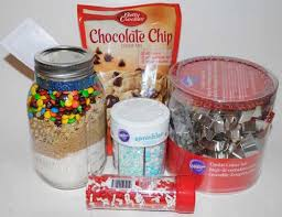 baking gift basket edible gift basket ideas