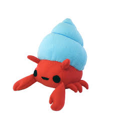 Hermit Crab Halloween Costume by Crab Plush Toy Sewing Pattern Hermit Crab Pattern Stuffed