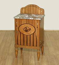 Art Deco Waterfall Nightstand Art Deco Nightstand Ebay