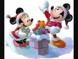 merry christmas disney