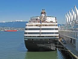 vancouver to alaska cruise schedule