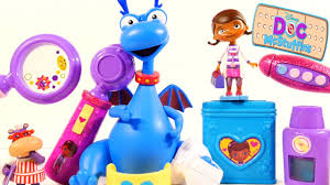 doc mcstuffins color changing playset play doh