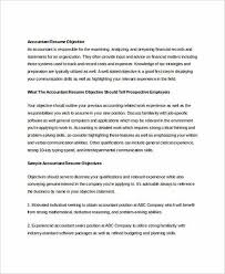 Accounts Receivable Resume Objective Examples by Perfect Accounts Receivable Resume To Get Hired Immediately