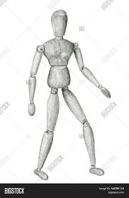 pencil sketch drawing wooden figure image u0026 photo bigstock