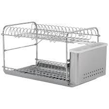 Kitchen Dish Drains Drain Racks For Kitchen Sinks Dish Drying - Kitchen sink plate drainer