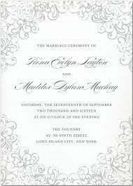 wedding ceremony invitation wording top wedding invitation tips