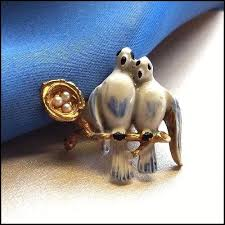 119 best vintage brooches images on vintage brooches