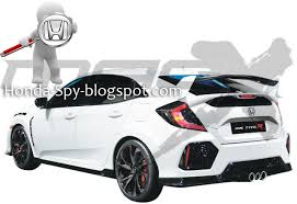 honda hatchback type r honda civic type r scoop and pictures honda
