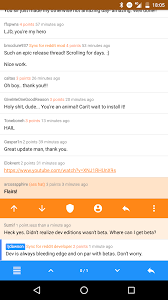 resume templates 2017 reddit hacked sync for reddit v11 6 beta is now going live on google play