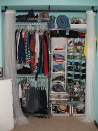 tip since dorm closets are significantly smaller than home