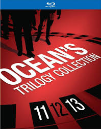 ocean twelve ocean u0027s trilogy collection blu ray ocean u0027s eleven ocean u0027s twelve