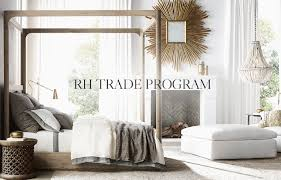 Pottery Barn To The Trade Trade Sales Home Rh