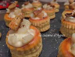 la cuisine d agnes bouchées de topinambours au foie gras la cuisine d agnèsla cuisine