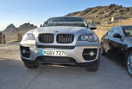 Bmw X5 Facelift - bmw x5 facelift caught with a new bumper