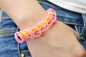 bracelet with rubber bands images How to make a rubber band bracelet without the loom craftstylish jpg