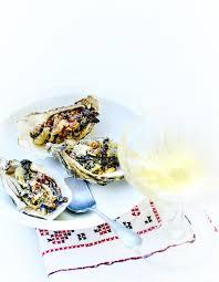 cuisine epinard huîtres gratinées épinard parmesan pour 4 personnes recettes