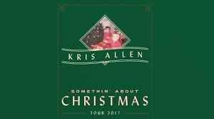 kris allen something about christmas w marie miller in hartford