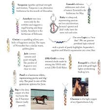 how to choose colors for your life jewels perpetual dna life jewels
